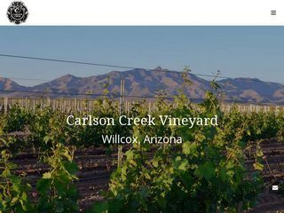 Carlson Creek Vineyard & Wine Tasting Room