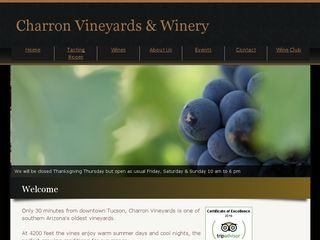 Charron Vineyards & Winery