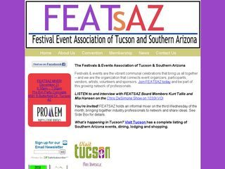 Festivals & Events Association of Tucson & Southern Arizona?FEATSAZ