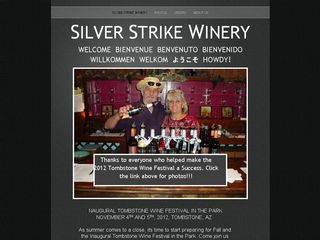 Silver Strike Winery