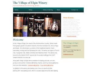 Village of Elgin Winery